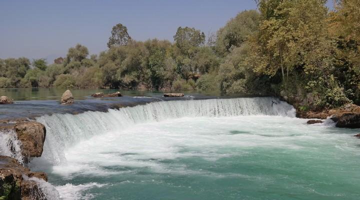 Waterval Manavgat, Turkkije
