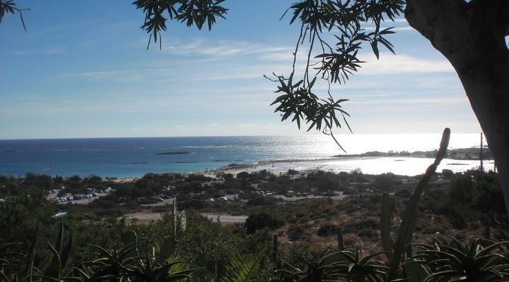 Suzanne voelt zich thuis op Kreta