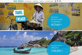 Stel je verre reis samen met nieuw reislabel van Riksja Travel