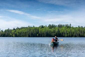 Nieuw bij RiksjaKids: kajakexpeditie in Canada