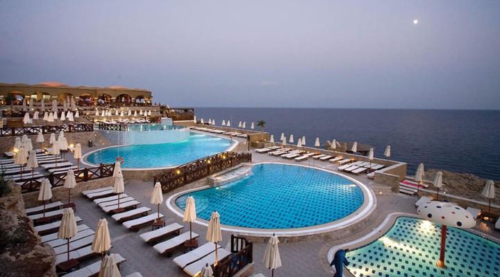 Kathilea Horizon Hotel zwembad