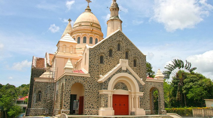 St. Louis Cathedral, Fort-de-France, Martinique