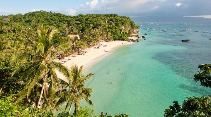 Boracay in de Filipijnen