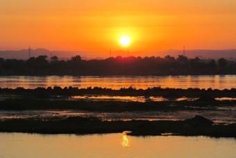 Een Nile-travel