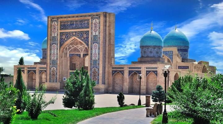 Khazrat-Imom-complex in Tasjkent