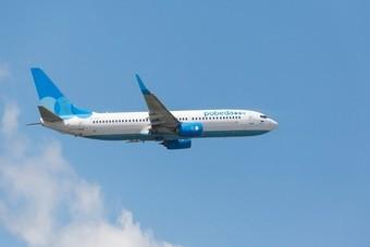 Vliegtuig van Pobeda