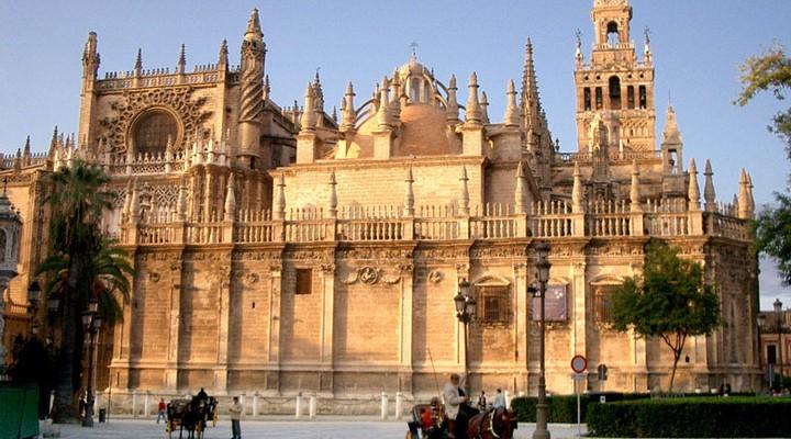 Kathedraal Sevilla - Spanje