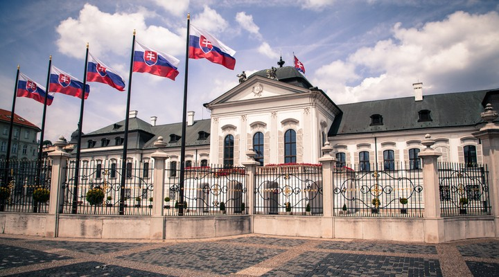 Vlaggen van Slowakije