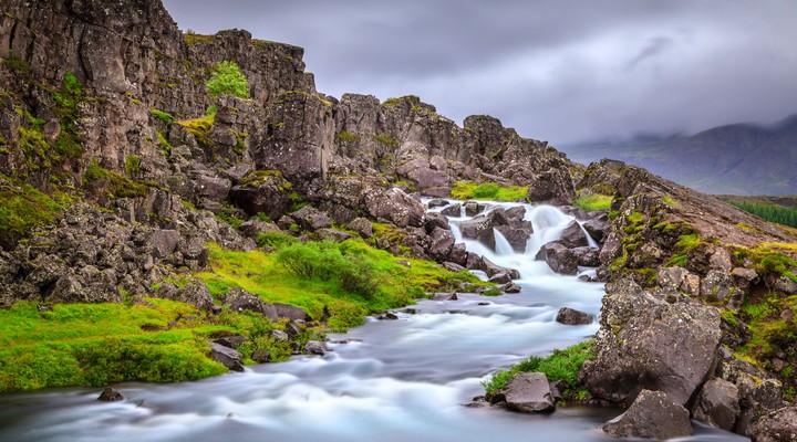 Nationaal Park Thingvellir
