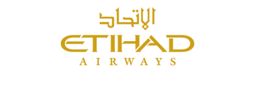 Logo van Etihad Airways