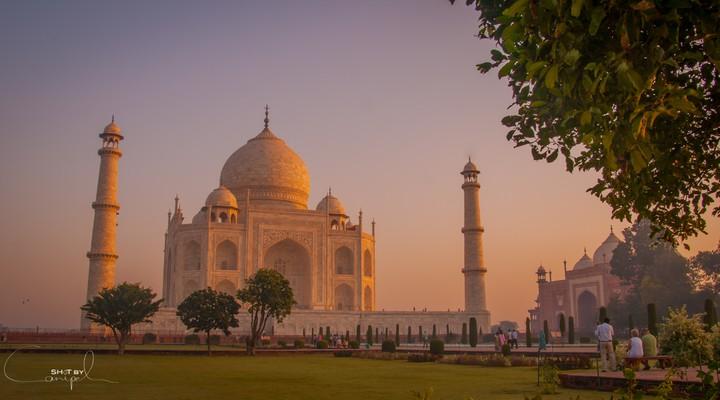 Taj-Mahal, Thailand