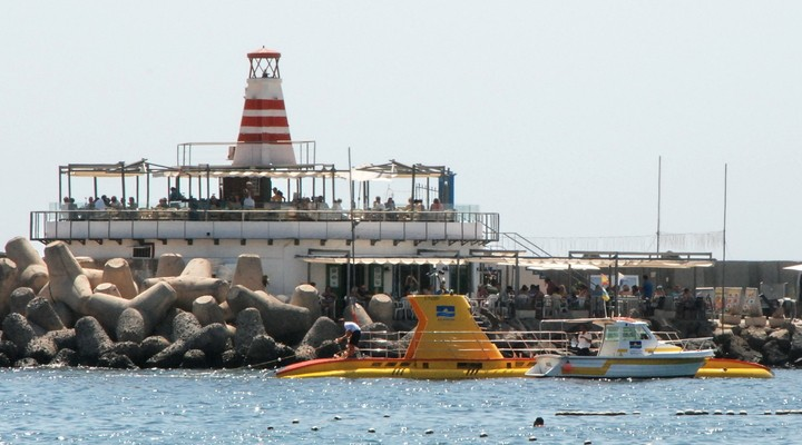 De Yellow Submarine