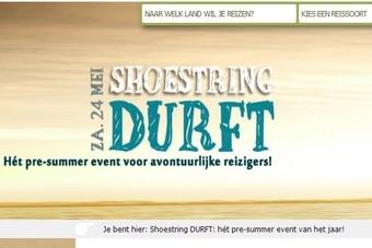 Shoestring DURFT: het pre-summer evenement
