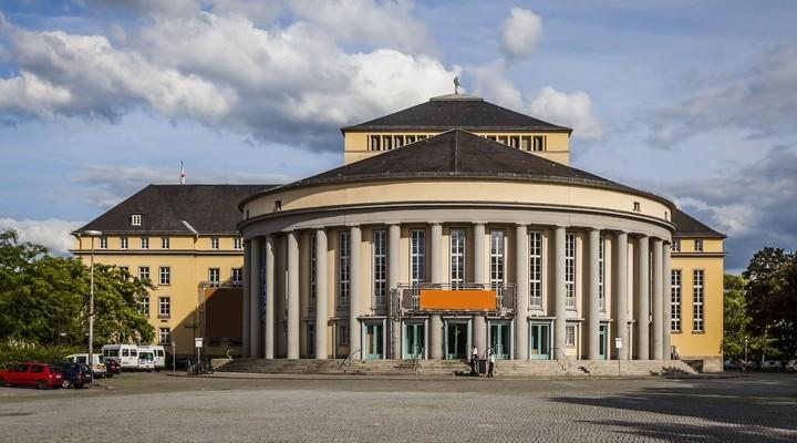 Opera Saarbrucken, Duitsland