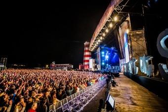 Concert at Sea in Zeeland