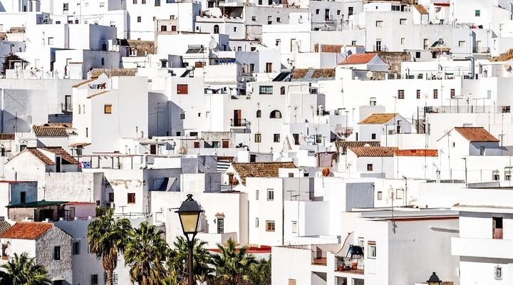 Vejer de la Frontera - Spanje