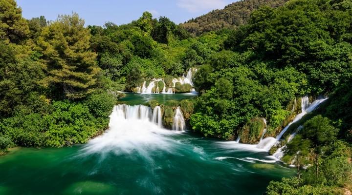 Waterval Nationaal Park Krka