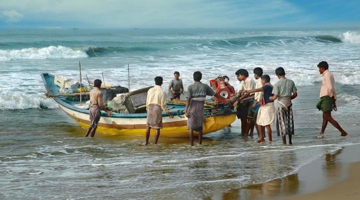 Puri in India