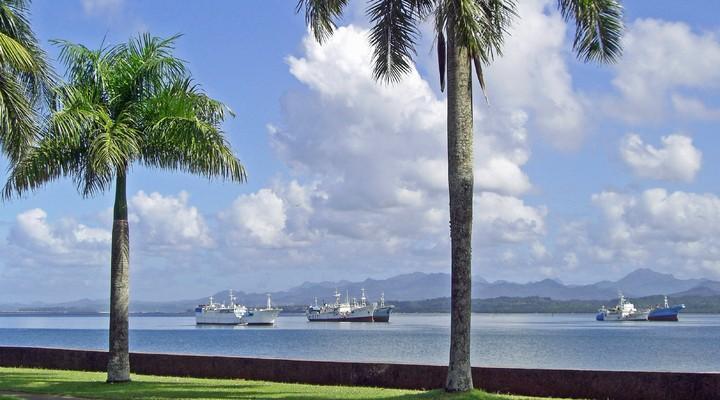 De Fiji eilanden of Kannibaaleilanden