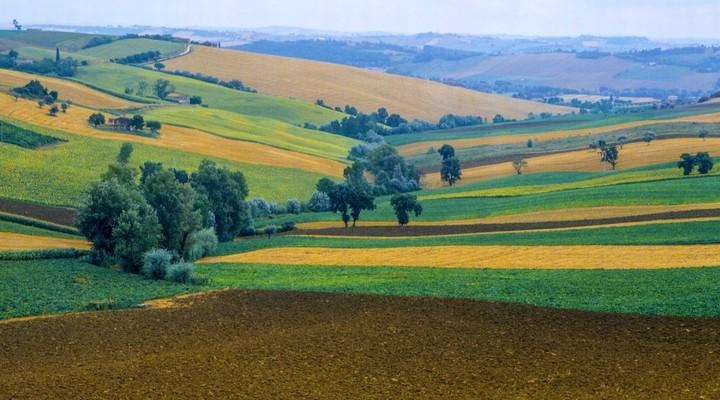 Middeleeuws dorp Moresco, De Marche