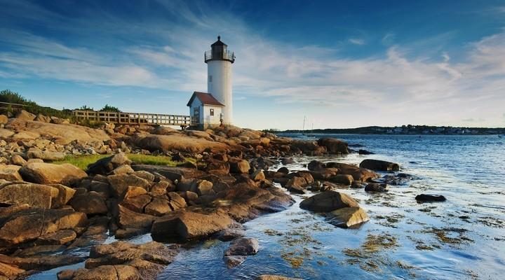 Annisquam vuurtoren, Massachusetts