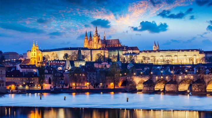 Praag, de hoofdstad van Tsjechië