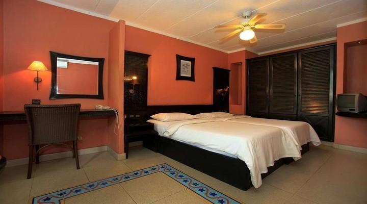 Slaapkamer van 'Tweepersoonskamer Standaard'