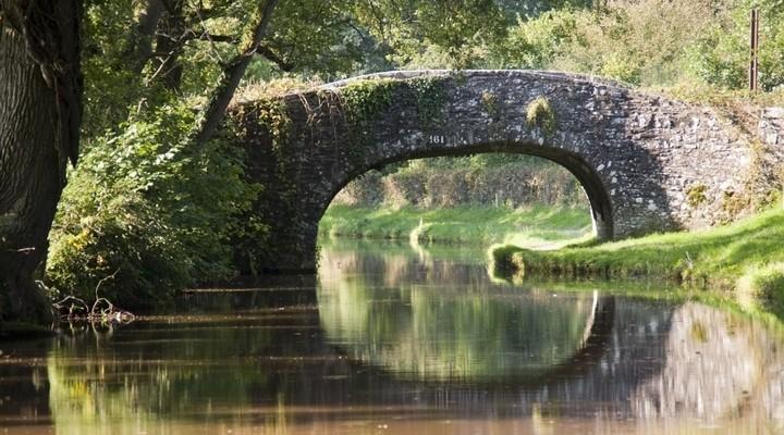 Brecon Beacons Nationaal Park - Wales