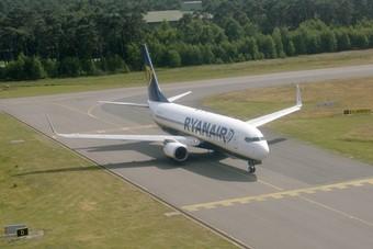Alweer een nieuwe bestemming voor Ryanair