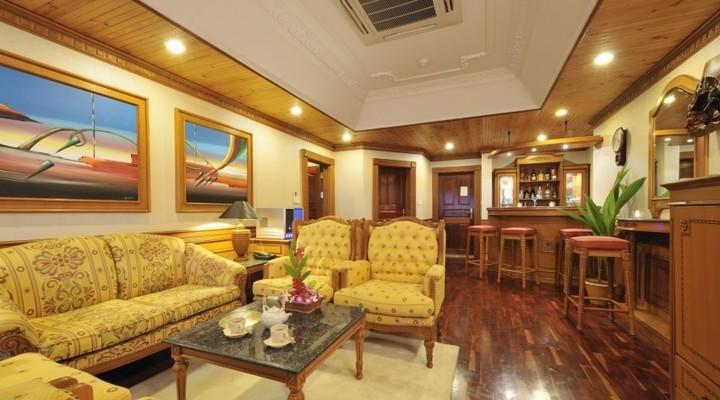 Presidential Suite van Presidential Suite
