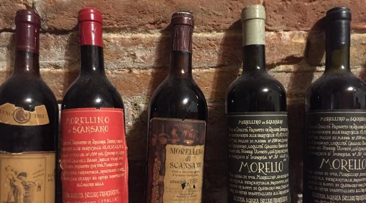 Wijnen uit Scansano
