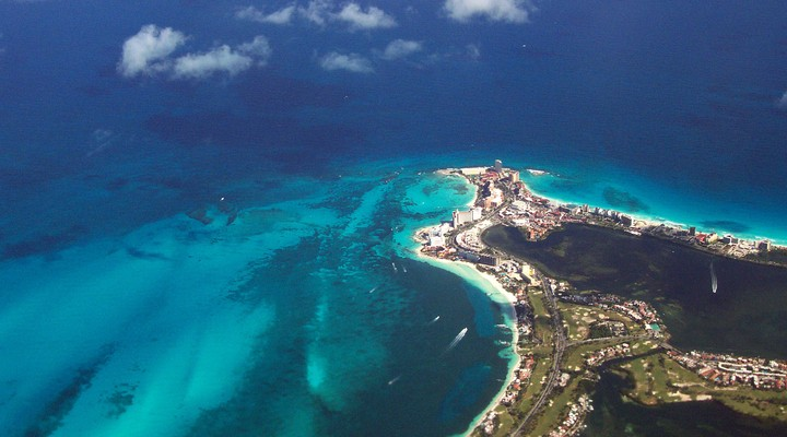 Schiereiland Cancun