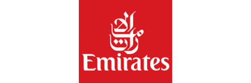 Logo van Emirates Airline