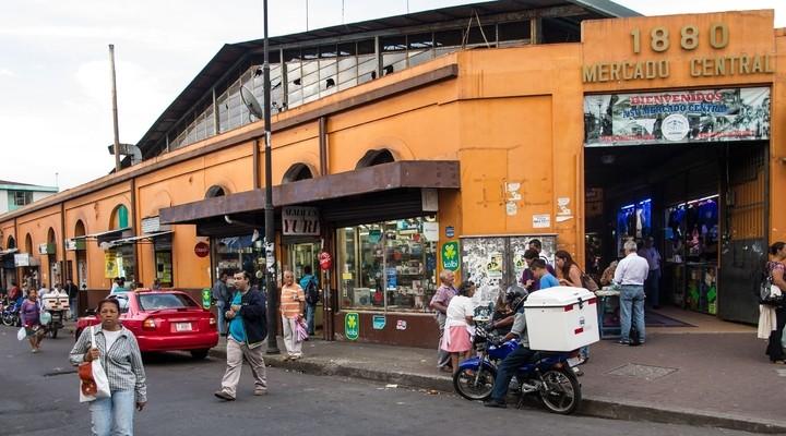 Centrale markt in San José