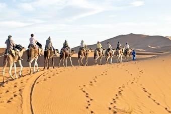 Nederlander is ontdekkingsreiziger en wil naar Marokko