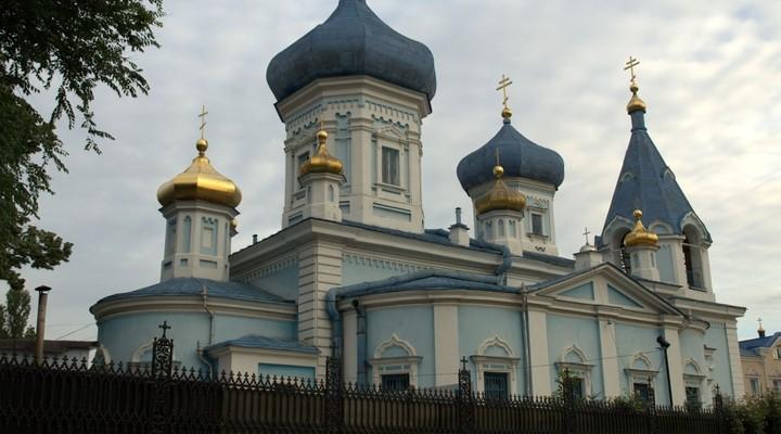 Orthodoxe kerk van Chisinau, Moldavie