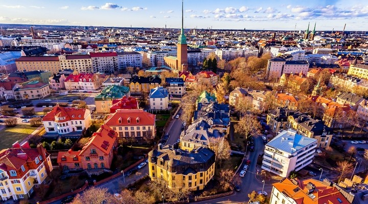 Kleurrijk Helsinki