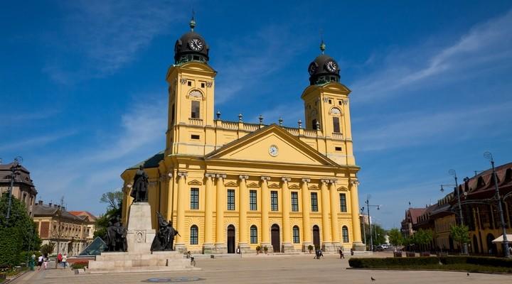Kerk Debrecen, Hongarije
