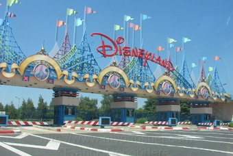 Entree Disneyland Parijs/ Euro Disney