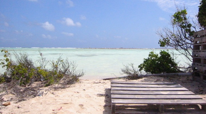 Nationaal Park en strand Bonaire