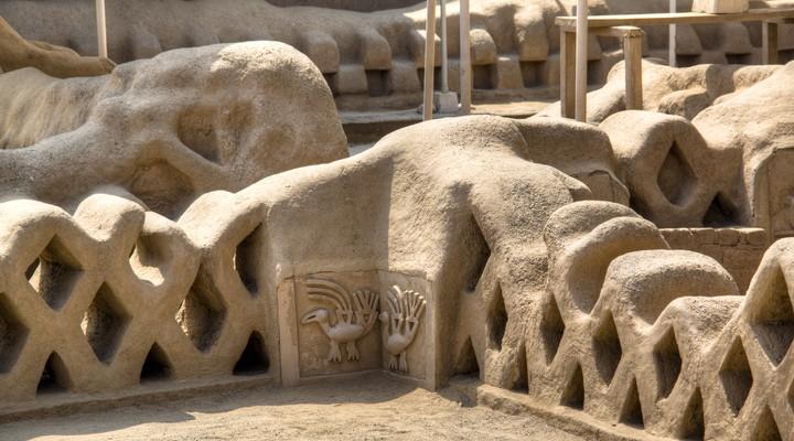Ruïnes van Chan-Chan