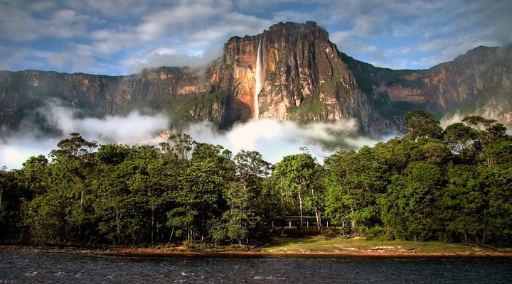Salto Ángel, waterval Venezuela