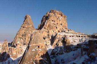 Een rondreis door Cappadocië en de Turkse Riviera