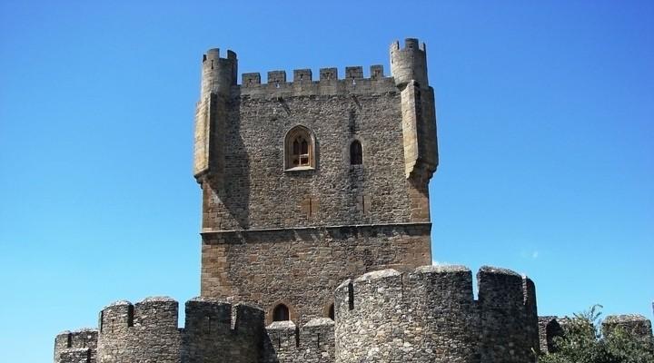 Kasteel van Bragança, Portugal