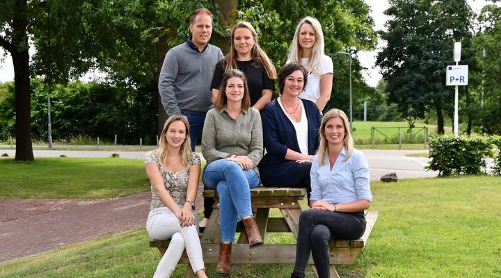 Het team van Reisbureau Reisgraag.nl