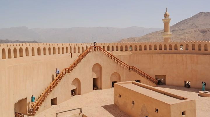 Forten in Oman