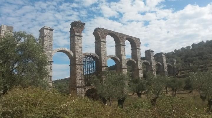Aquaduct van Moria