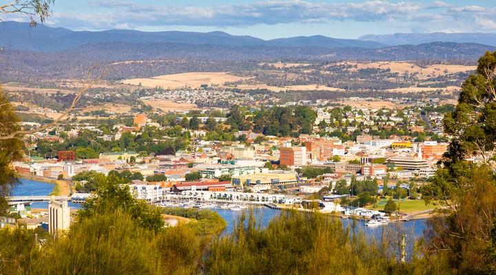Launceston Tasmanië , Australië