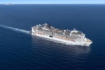Nieuw: op cruise met de MSC Virtuosa