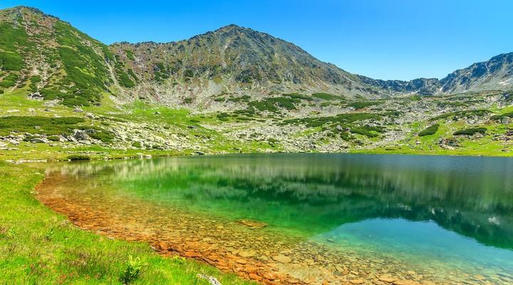 Retezat Nationaal park